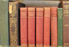 old books at the Book Barn