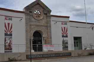 Arizona Historical Society in Tucson