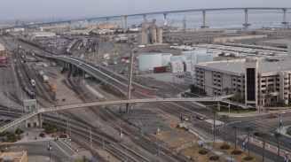 San Diego to Coronado Bridge