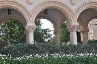 architecture at Balboa Park
