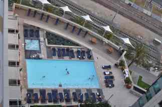 pool at Omni San Diego