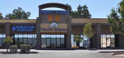 InJoy Thrift Store at Broadway and Pantano
