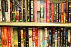 books at InJoy Thrift Store