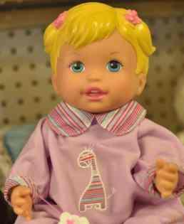 doll at InJoy Thrift Store Tucson