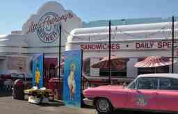 Little Anthony's Diner in Tucson Arizona