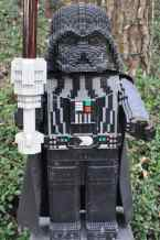 LEGO Darth Vader at LEGOLAND