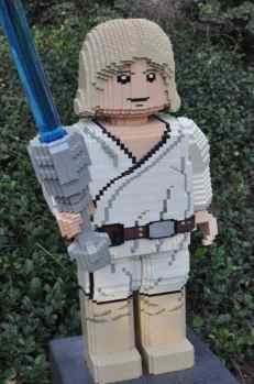 LEGO Luke Skywalker
