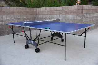 ping pong at Loews Ventana Canyon Resort