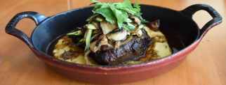 Braised Short Rib at The Greene House