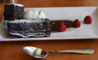 Chocolate Mocha Bars at The Greene House