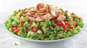 Chopped Salad at Corner Bakery Cafe