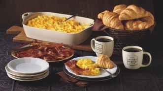 Corner Bakery Cafe Breakfast Catering Tucson