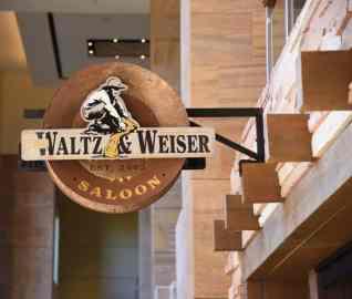 Waltz _ Weiser Saloon at Westin Kierland Resort