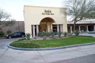 Bob's Steak Chop House Omni Tucson