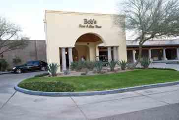 Bob's Steak Chop House Omni Tucson