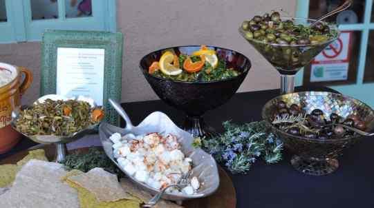 Cafe Botanica at Savor Food & Wine Festival