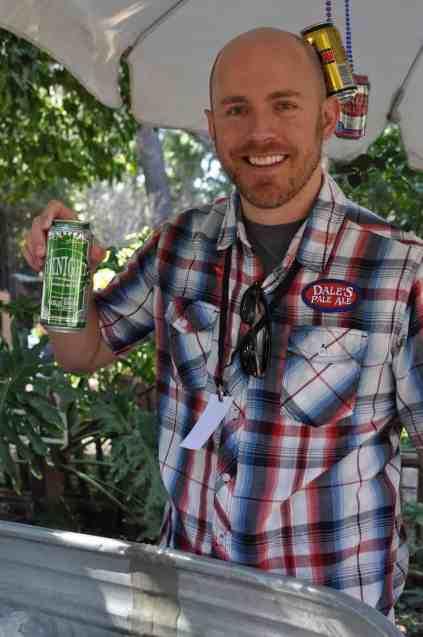 Dale's Pale Ale at Savor Food & Wine Festival