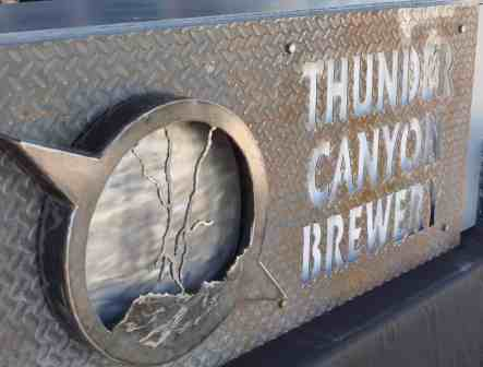 Thunder Canyon Brewery at Savor Food & Wine Festival