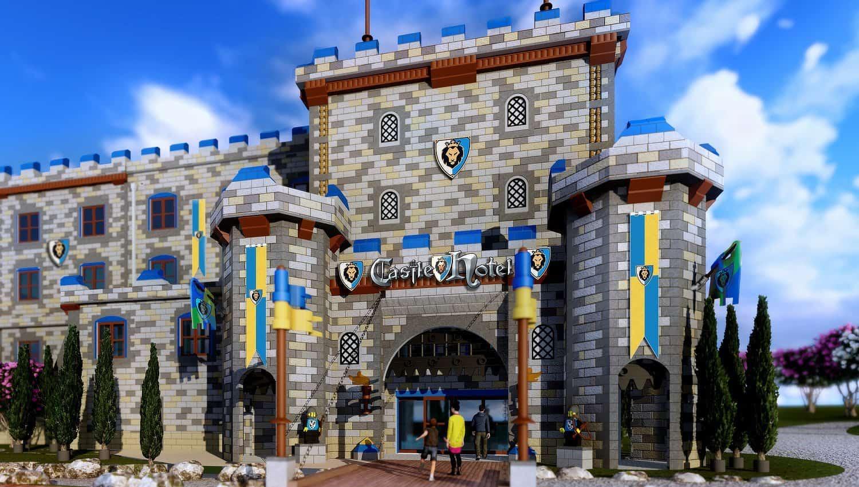 LEGOLAND Castle Hotel To Open In California Spring 2018