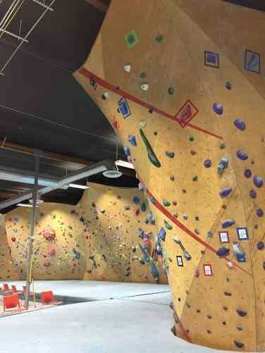 rock climbing in tucson