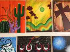 Creative Juice Tucson canvases