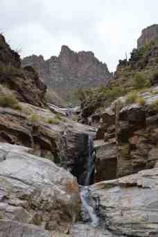 Seven Falls Tucson by Michael Eskue