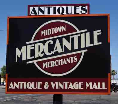 antique vintage mall tucson