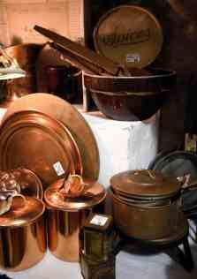 spices and cookware at Midtown Mercantile Merchants
