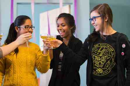 teens at 101Space at Oro Valley Public Library