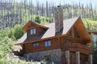 Cabin on Mount Lemmon