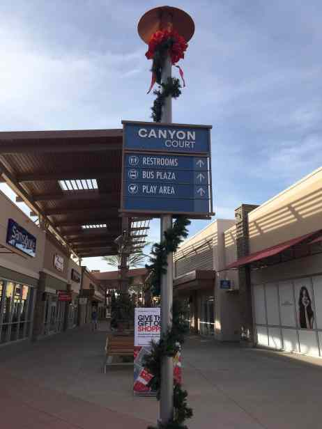 Canyon Court at Tucson Premium Outlets