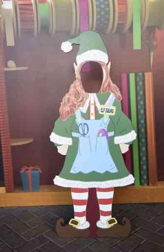 Elf Photo Spot Christmas at the Princess