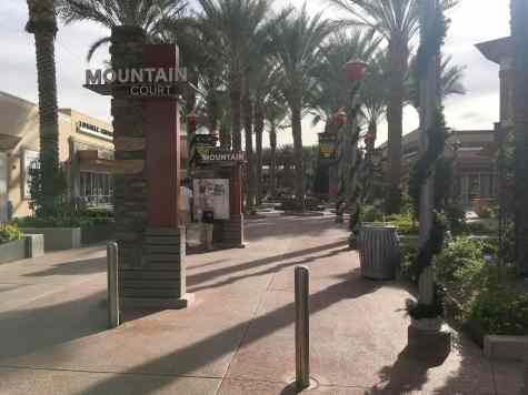 Mountain Court at Tucson Premium Outlets