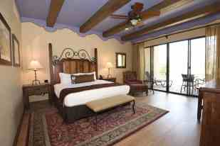 Catalina Room at Hacienda Del Sol Guest Ranch Resort