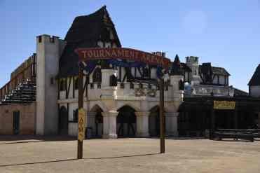 Tournament Arena at Arizona Renaissance Festival