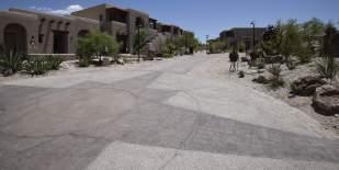 guest rooms at Hacienda Del Sol Tucson