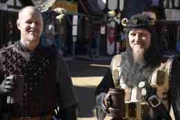 knights at Arizona Renaissance Festival