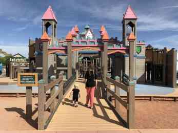 Castle Park Yuma Arizona