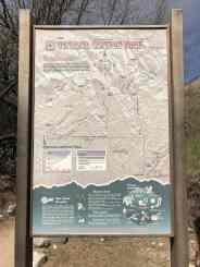 Ventana Canyon Trail Map