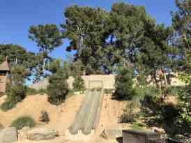 Cement Slides Adventure Playground Irvine