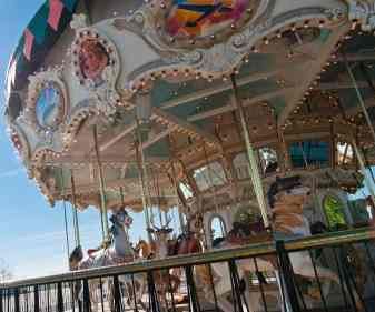 Orange County Great Park Carousel