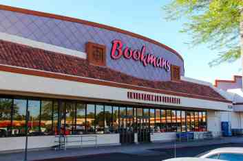 bookmans used bookstore