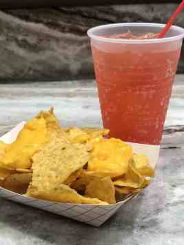 nachos shirley temple Embassy Suites Irvine