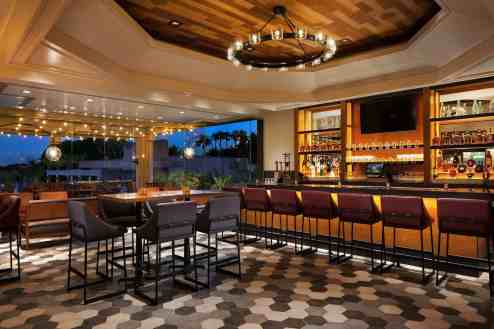 MowryandCotton Bar Phoenician Resort Scottsdale
