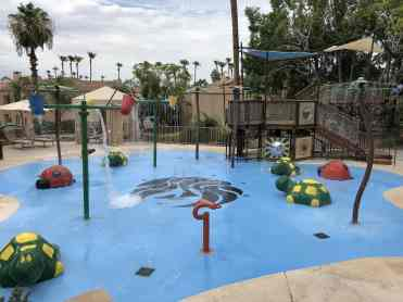 Splash Pad Phoenician Resort Scottsdale