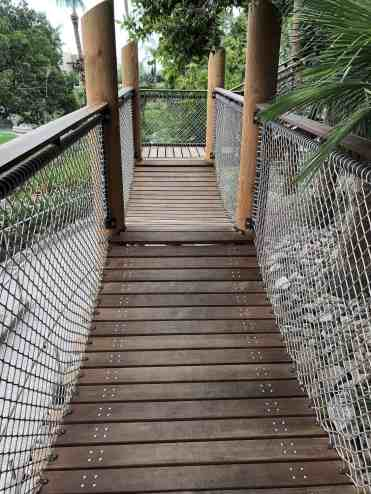 treehouse bridge Phoenician Resort Scottsdale