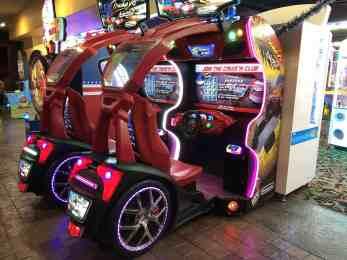 Cruis_n Blast Great Wolf Lodge Arcade