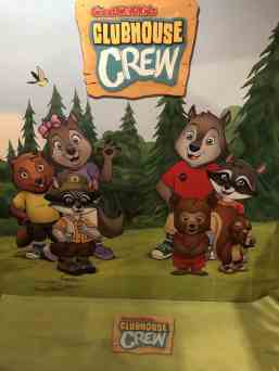 Great Wolf Lodge Kids Clubhouse Crew