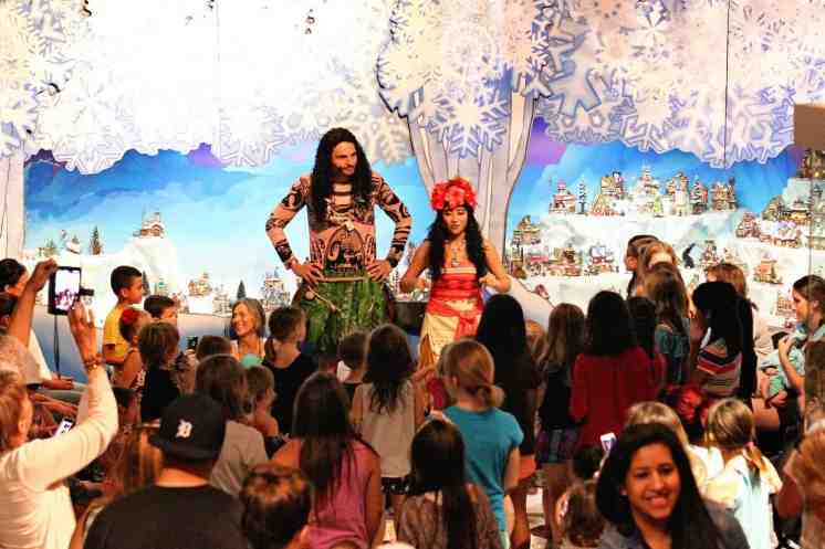 Tiny Tales with Moana Mini Time Machine Museum