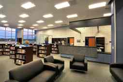 Andrada Polytechnic High School Library Vail School District
